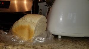 Express Bake bread sliced
